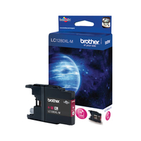 Brother LC1280XLM Magenta cartuccia d