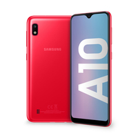 CELLULARE SAMSUNG A105 GALAXY A10 DUOS RED ITALIA