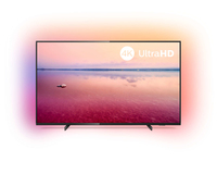 "TV LED 55"" PHILIPS 4K 55PUS6704/12 EUROPA BLACK"