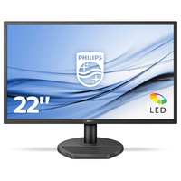 "MONITOR LED 21,5"" PHILIPS 221S8LDAB"