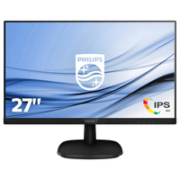 MONITOR LED 27 273V7QDSB/00 PHILIPS VGA/HDMI/VESA 5MS