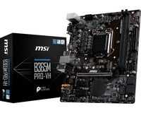 MOTHERBOARD 1151 B365M PRO-VH ALLINONE MSI  9th and 8th Gen