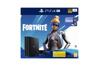 SONY PS4 CONSOLE 1TB Gamma + Fortnite voucher