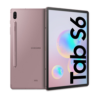 "TABLET 10.5"" GALAXY TAB S6 OCTA CORE 2.8GHZ RAM 6GB MEM.INT.128GB 4G+WIFI ROSE BLUSH SAMSUNG PN:SM-T865"