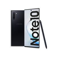 SMARTPHONE GALAXY NOTE 10 256GB ROM 8GB RAM 6,3 BLACK SAMSUNG
