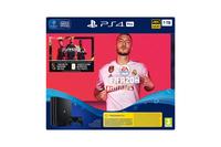 PS4 SONY CONSOLE PRO GAMMA 1TB BLACK + GIOCO FIFA 20 ITALIA