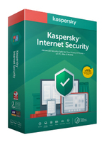 SW KASPERSKY INTERNET SECURITY 2020 1PC