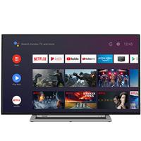 "TV LED 43"" TOSHIBA 4K 43UA3A63DG SMART TV ANDROID EUROPA BLACK"