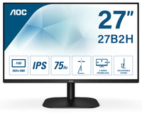 MONITOR LED 27 IPS 27B2H AOC 8MS VGA/HDMI