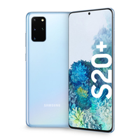 SMARTPHONE S20 PLUS 128GB ROM 8GB RAM DUAL SIM CLOUD BLUE SAMSUNG