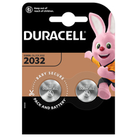 Pile Duracell CR2032 conf.2
