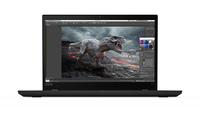 "Lenovo ThinkPad P15s Mobile workstation Black 39.6 cm (15.6"") 1920 x 1080 pixels Touchscreen 10th gen Intel� Core� i7 16 GB DDR4-SDRAM 512 GB SSD NVIDIA Quadro P520 Wi-Fi 6 (802.11ax) Windows 10 Pro"