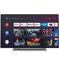 "TV LED 55"" TOSHIBA 4K 55UA3A63DG SMART TV ANDROID EUROPA BLACK"