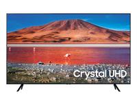 "TV LED 55"" SAMSUNG 4K UE55TU7072 SMART TV EUROPA BLACK"