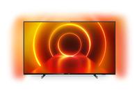 "TV LED 55"" PHILIPS 4K 55PUS7805/12 EUROPA BLACK"