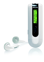 Philips GoGear Lettore audio con memoria flash SA2120/02
