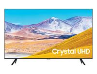 "TV LED 75"" SAMSUNG 4K UE75TU8072 SMART TV EUROPA BLACK"