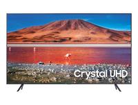 "TV LED 55"" SAMSUNG 4K UE55TU7102 SMART TV EUROPA BLACK"