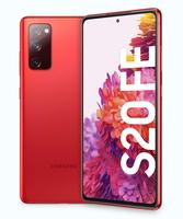 CELLULARE SAMSUNG G780 GALAXY S20 FAN EDITION 128GB RED ITALIA