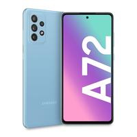 "SMARTPHONE A72 128GB ROM 6GB RAM 6,7"" DUAL SIM BLUE SAMSUNG"