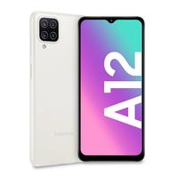 SMARTPHONE SAMSUNG A12 GALAXY A125 128GB 4GB RAM DUAL SIM WHITE EUROPA