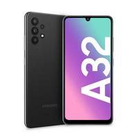 "SMARTPHONE SAMSUNG A32 4G RAM 4GB ROM 128GB 6,4"" DUAL SIM BLACK"