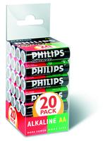 Philips PowerLife Batteria LR6PX20A/10