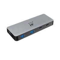 Hub USB 3.1 Type C a 4 porte EW1142