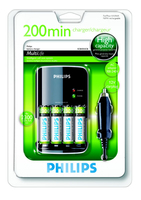 Philips MultiLife Caricabatterie SCB4355CB/12
