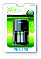 Philips MultiLife Caricabatterie SCB4350NB/12