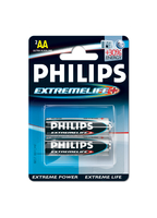 Philips ExtremeLife Batteria LR6-P2/12B