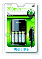 Philips MultiLife Caricabatterie SCB4375CB/12