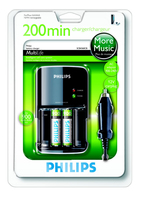 Philips MultiLife Caricabatterie SCB4360CB/12