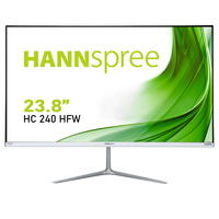 MONITOR LED 23.8 HC240HFW BIANCO HANNSPREE VGA/HDMI ULTRA SLIM