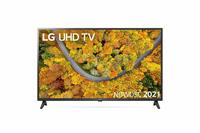 "TV LED 43"" LG 4K 43UP75003LF SMART TV EUROPA BLACK"