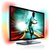 "Philips 8000 series 46PFL8606H/12 46"" Full HD Compatibilità 3D Wi-Fi LED TV"
