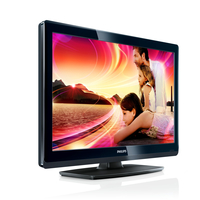 "Philips 3000 series 26PFL3606H/58 26"" HD Nero TV LCD"