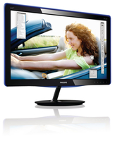 Philips Monitor LED IPS 227E3QSU/01