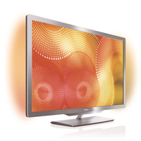 "Philips 32HFL7406D/10 32"" Full HD Argento TV LCD"