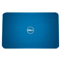 DELL 17R Peacock Blue Lid