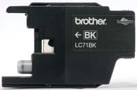 Brother Innobella LC71BK Nero cartuccia d