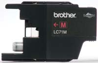 Brother Innobella LC71M Magenta cartuccia d