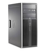 HP Compaq Elite 8200 3.1GHz i5-2400 Mini Tower Nero PC