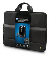 "HP Wireless Essentials Kit 16"" Valigetta ventiquattrore Nero"