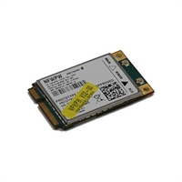 DELL 3G/HSDPA Card Metallico apparecchiatura di rete wireless 3G UNITS