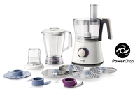Philips Viva Collection HR7762/00 750W 2.1L Beige robot da cucina