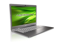 "Acer Aspire 951-2464G24iss 1.7GHz i7-2637M 13.3"" 1366 x 768Pixel Argento"