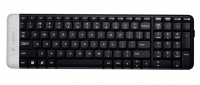 Logitech K230 RF Wireless QWERTY Norvegese Nero tastiera