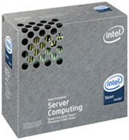 Intel ® Xeon® Processor E7310 (4M Cache, 1.60 GHz, 1066 MHz FSB) 1.6GHz 4MB L2 Scatola processore