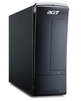 Acer Aspire 990 2.6GHz G620 Scrivania Nero PC